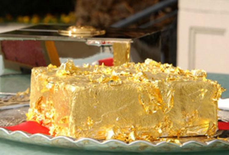 Sultan's Golden Cake