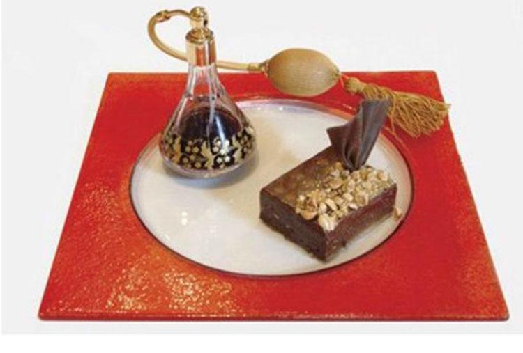 Brownie Extraordinaire with Saint Louis