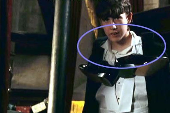 Neville's collar