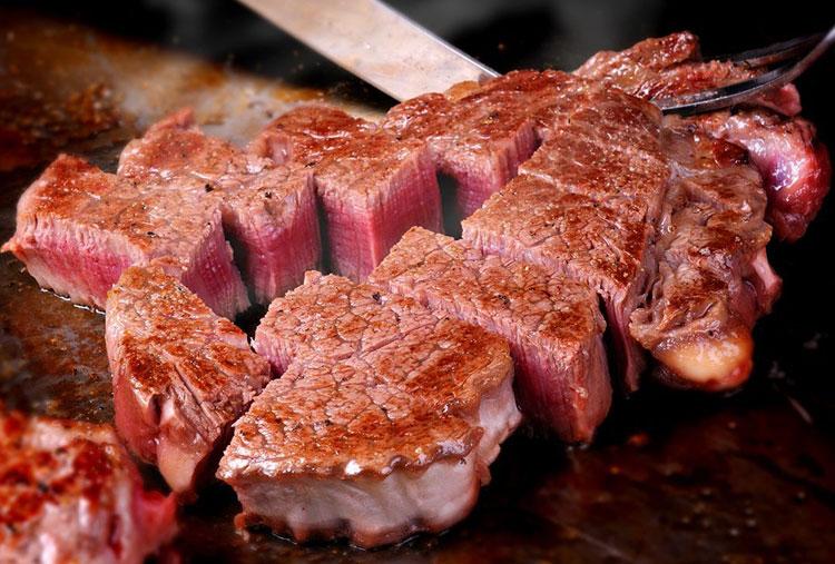 Kobe meat