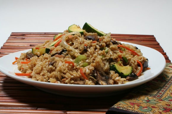 Choose it over white rice
