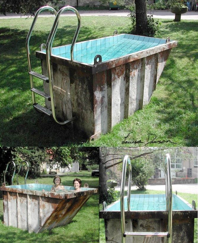 A garbage collectors pool