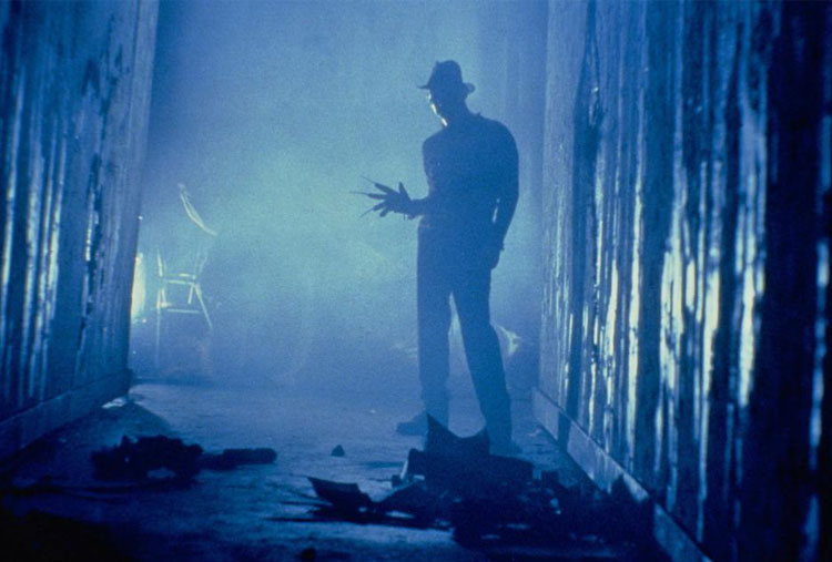 A nightmare in Elm Street
