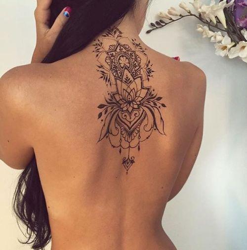 Back Lotus