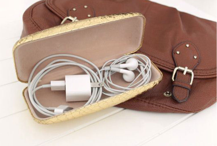 How to pack your chargers