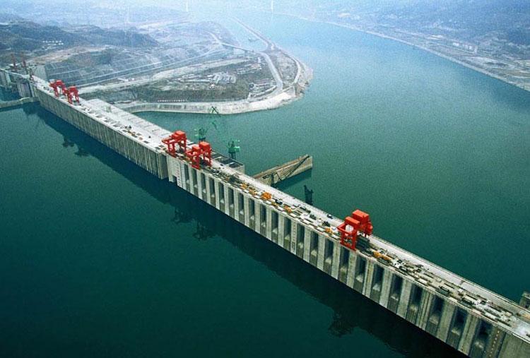 Three Gores Dam