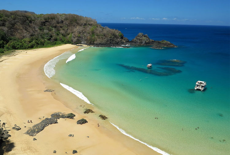 Baia do Sancho Beach, Brazil
