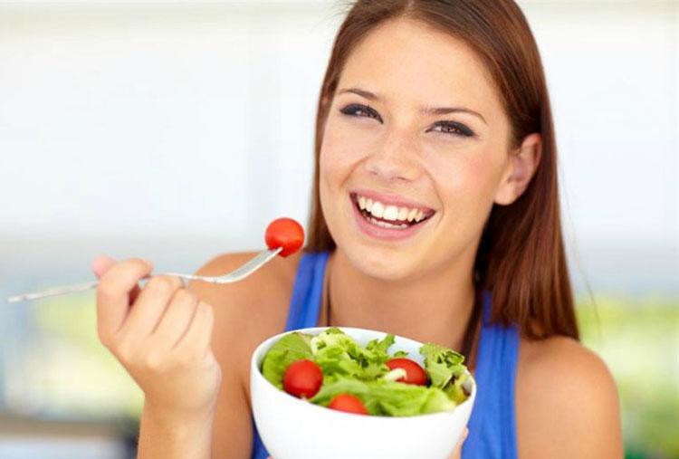 Keep a balanced diet