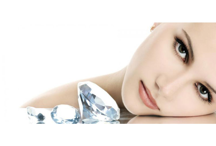 Diamond facials
