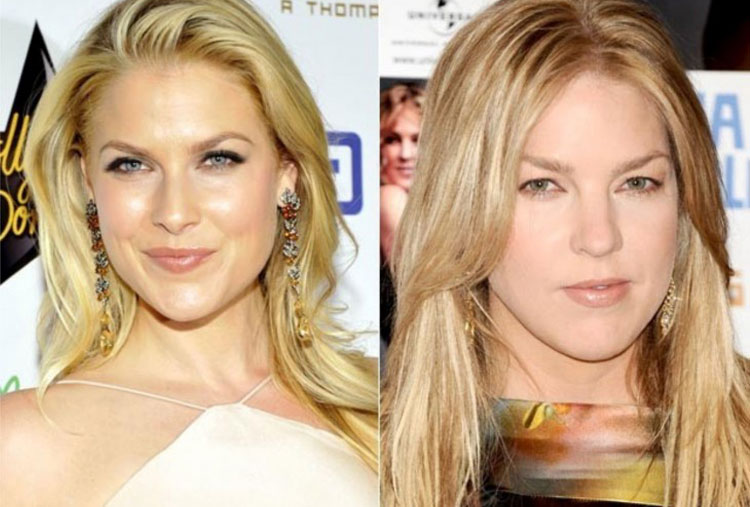Ali Larter and Diana Krall