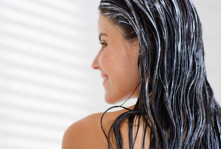 Conditioner before shampoo