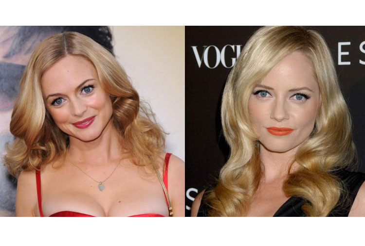 Heather Graham and Marley Shelton