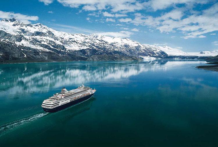 A cruise in Alaska
