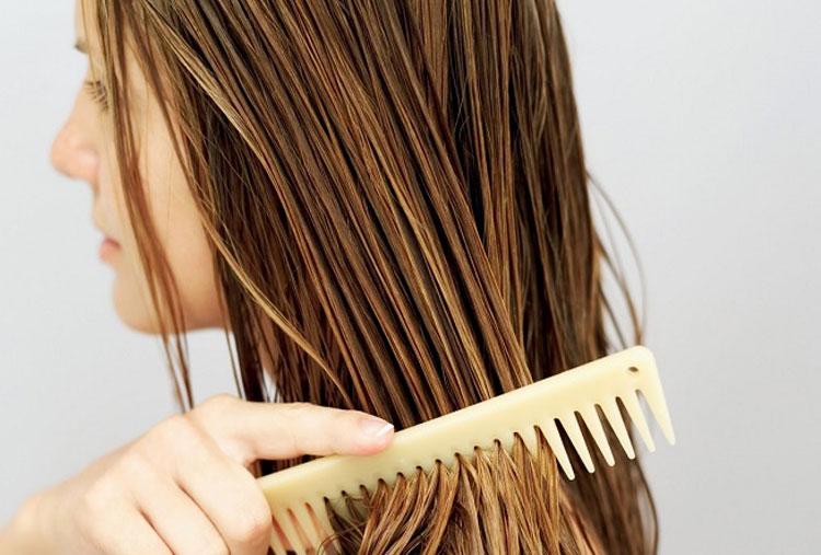 Detangle your hair