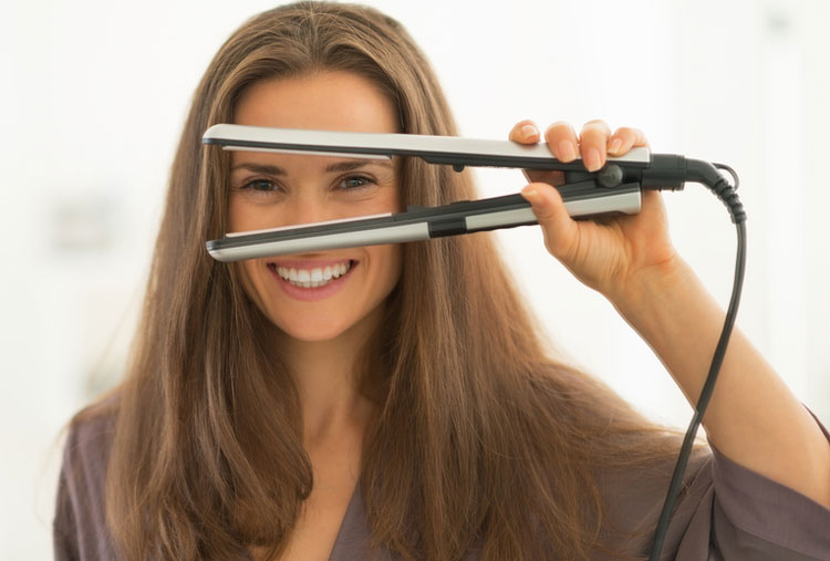 Hair dryers and flat irons