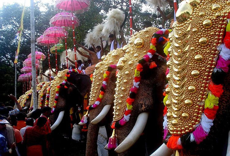 Kerala Temple Festivals