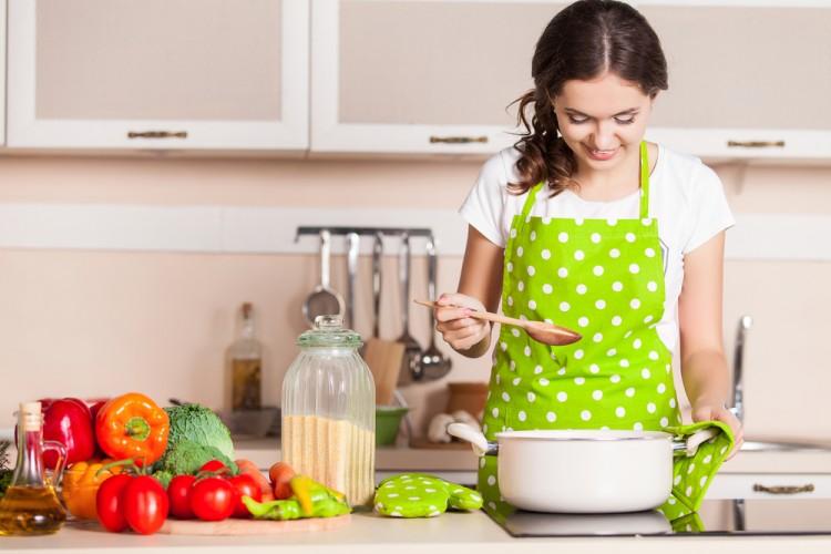 Cook healthy