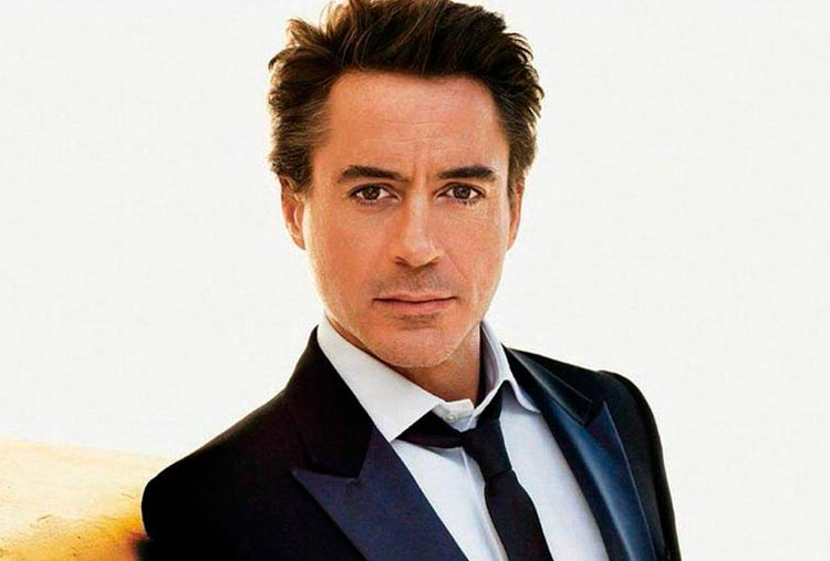 Robert Downey. Jr