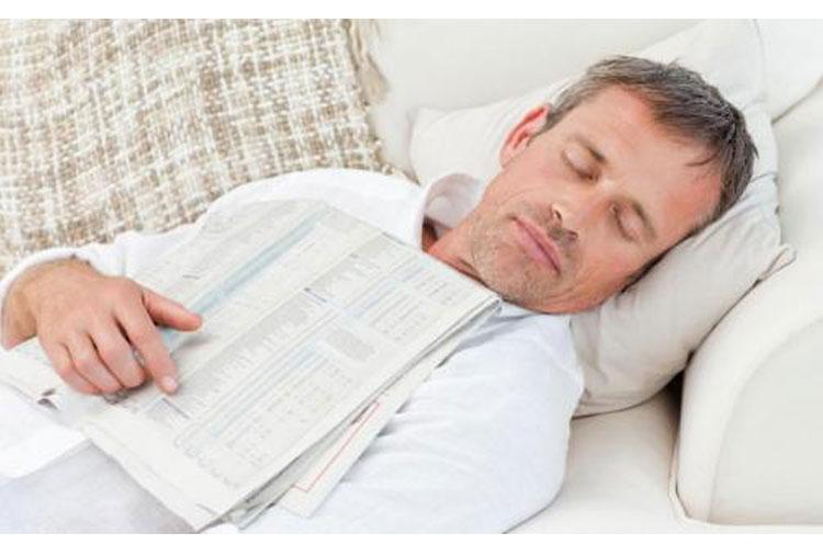 Limit daytime naps