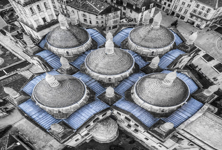 Perigueux Cathedral, France