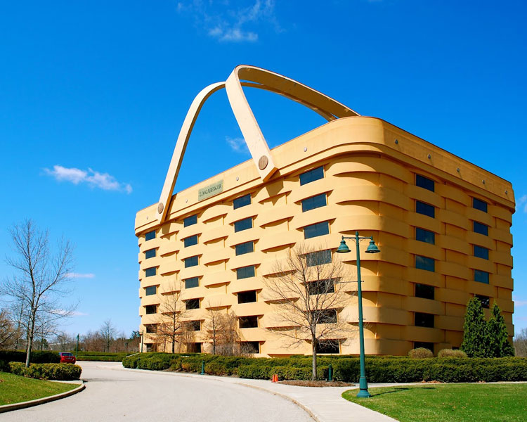 The World's largest basket