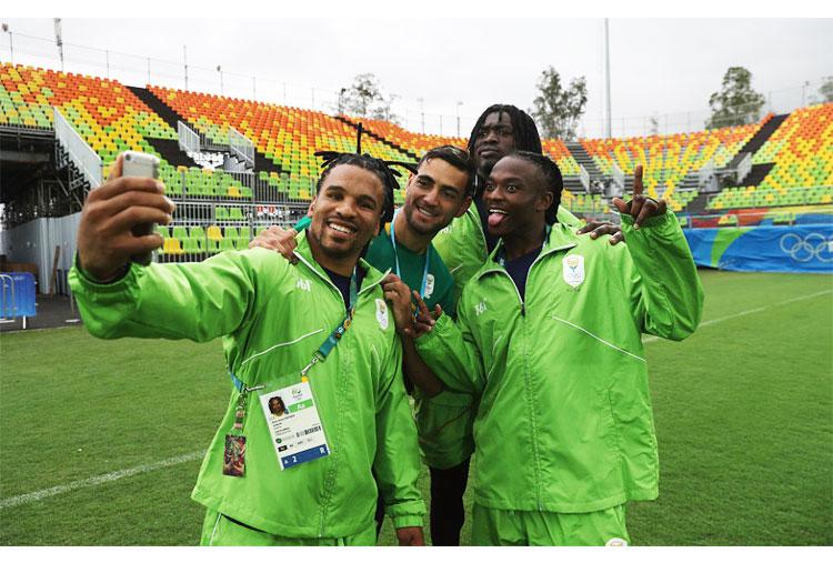 Happy in Brazil