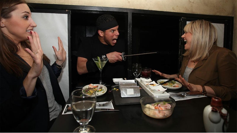 Bruce Lee loves this restaurant