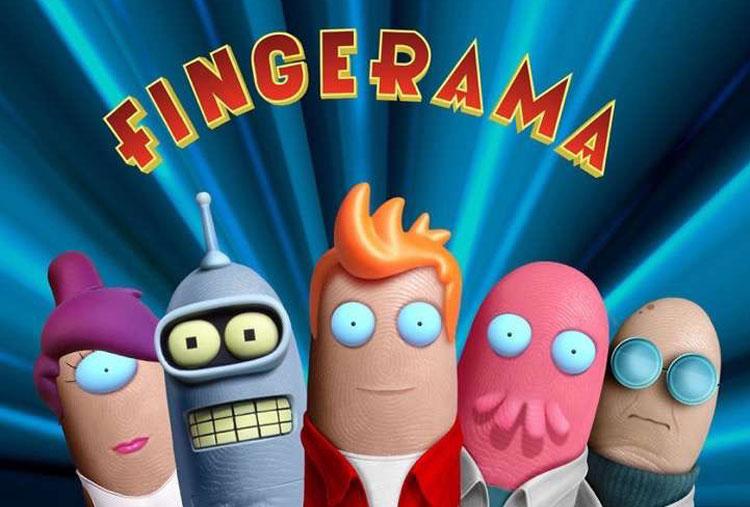 Fingerama