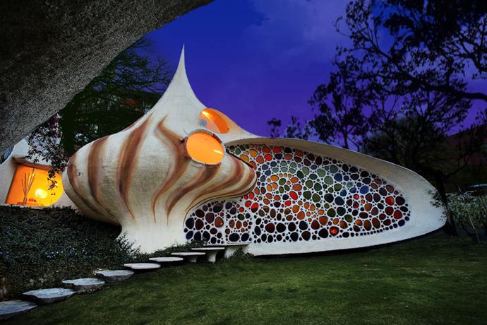 The Little Mermaid's favorite house