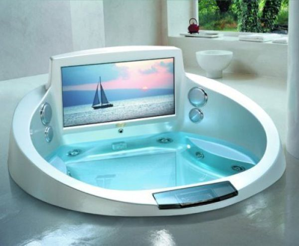 I wish I had one of these tubs