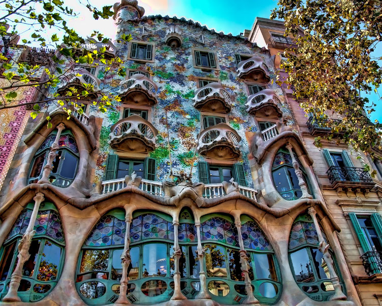 The weirdest building in Spain