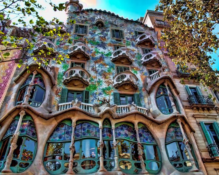 The weirdest building in Spain