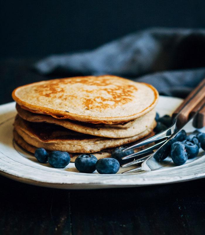 Classic Banana Pancakes