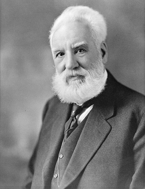 "Alexander Graham Bell originally wanted people to greet each other on the phone by saying ""ahoy!"" instead of ""hello!"""