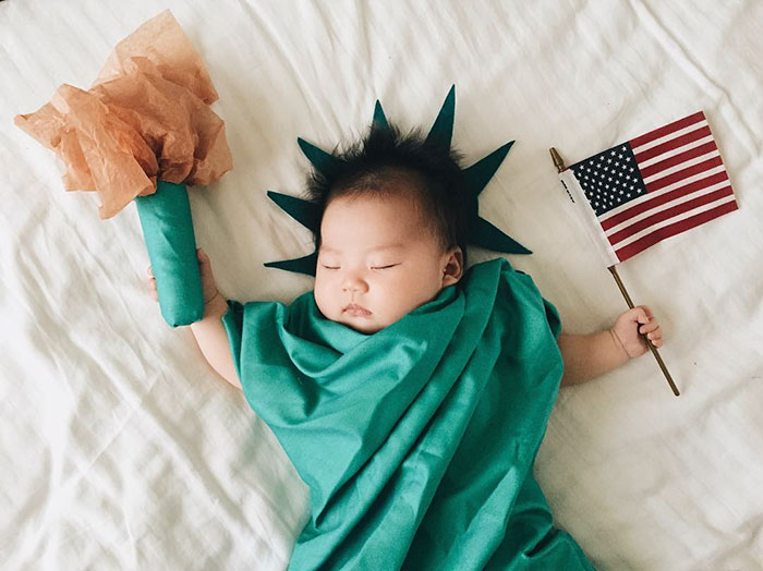 The Adorable Statue of Liberty