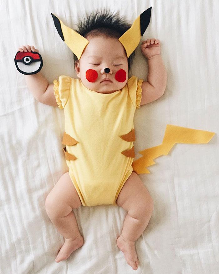 Pikachu baby