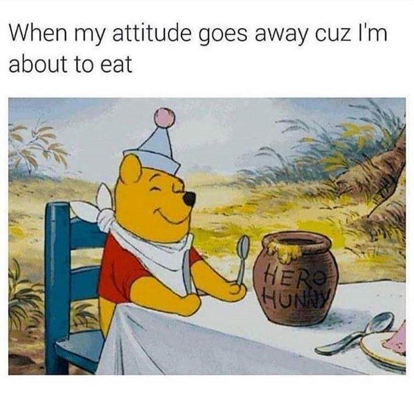 We feel you Winnie