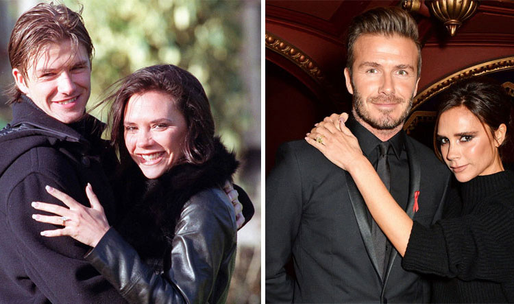 Victoria Beckham And David Beckham - 19 Years Together