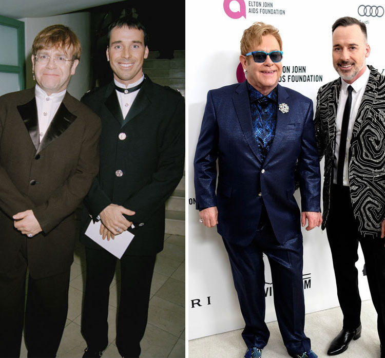 Elton John And David Furnish - 23 Years Together