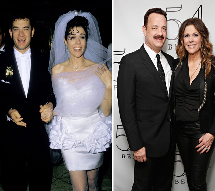 Tom Hanks And Rita Wilson- 28 Years Together