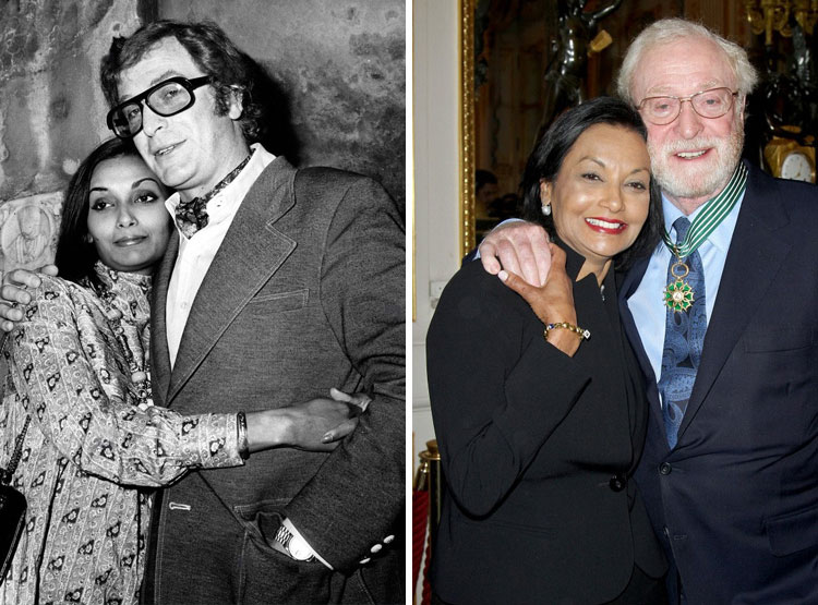 Michael Caine And Shakira Baksh - 43 Years Together