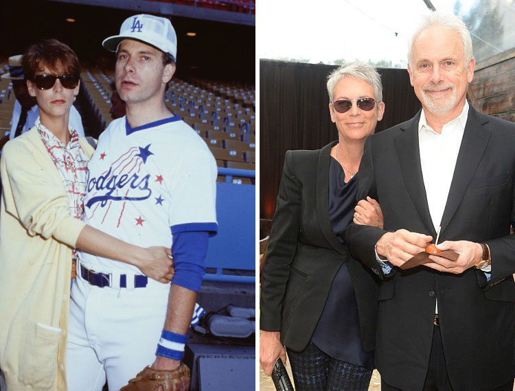Jaime Lee Curtis And Christopher Guest - 32 Years Together