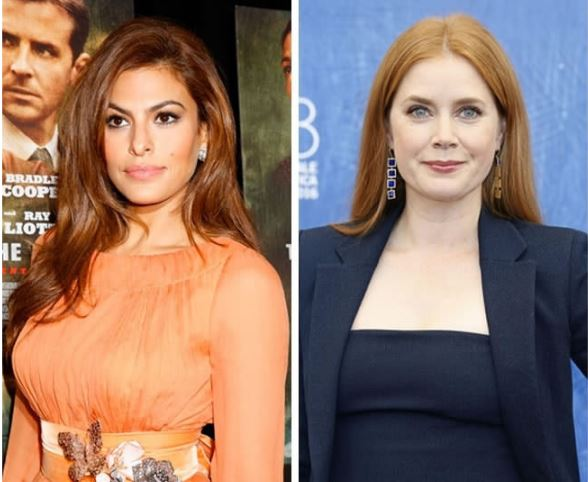 Eva Mendes and Amy Adams