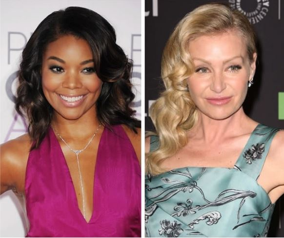 Gabrielle Union and Portia de Rossi
