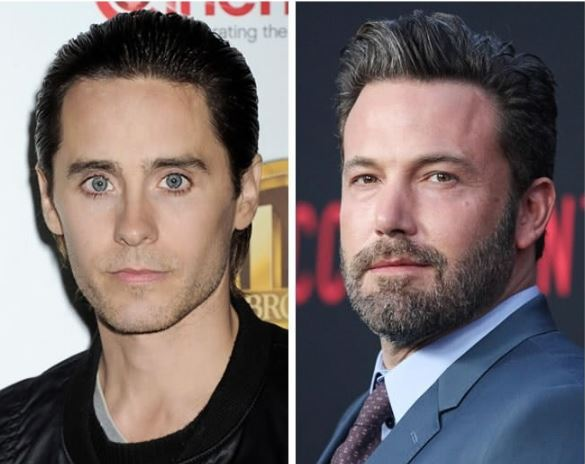 Jared Leto and Ben Affleck