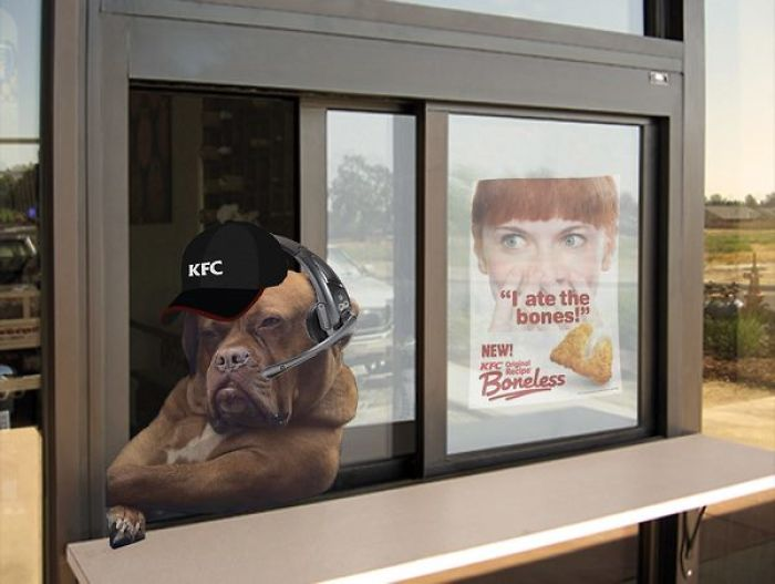 Welcome to KFC...