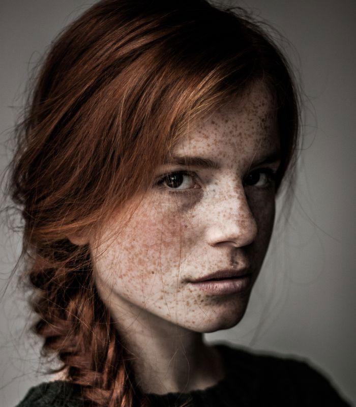 Looks like a Ginger Emma Watson