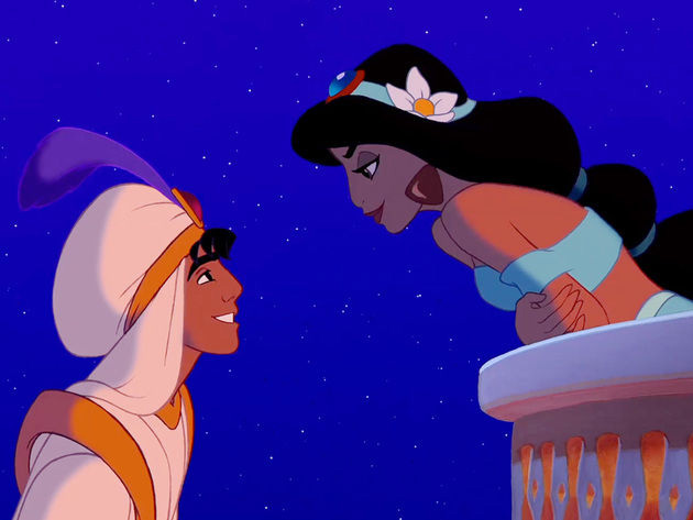 Jasmin was a first for Disney