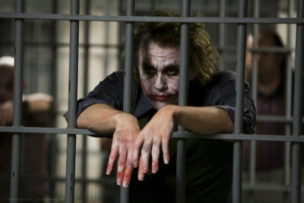 The Joker, The Dark Knight Rises