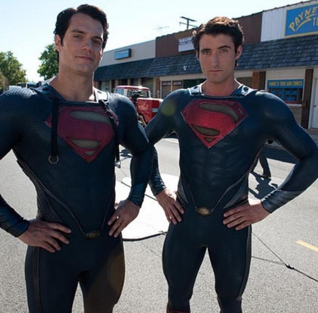 Superman vs. Superman